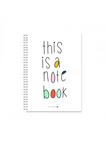 This is a Notebook