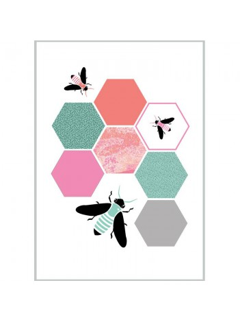 Sparkling Poster 'Bzzzz'