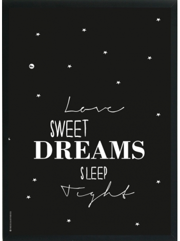 Poster 'Sweet Dreams'